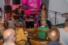 Lesung mit Birgit Fischer bei Space Party Crew