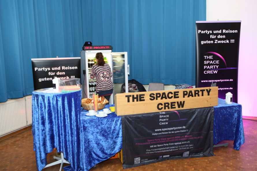 Lesung Momo - Space Party Crew