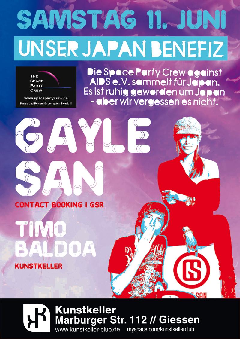 Gayle-San